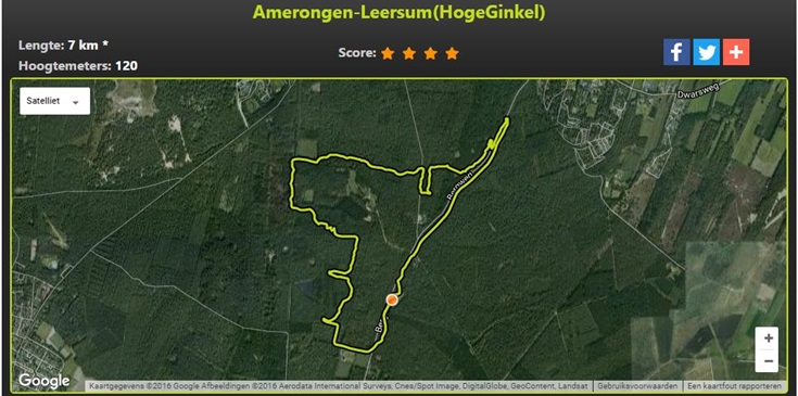 Amerongen-Leersum (Hoge Ginkel)