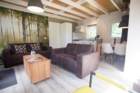 "6LB - 6 persoons bungalow ""Boshuis""  RCN de Roggeberg"