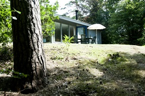 RA4 - Aangepaste 4 persoons bungalow (rookvrij) RCN het Grote Bos