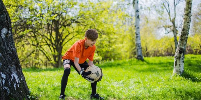 Voetbalfeest | 6+ jr | 2 uur | €12,50