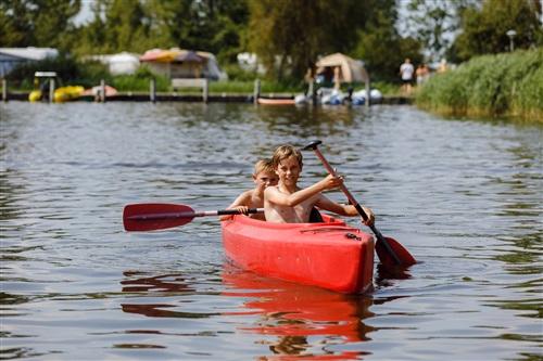 camping RCN de Potten in Friesland