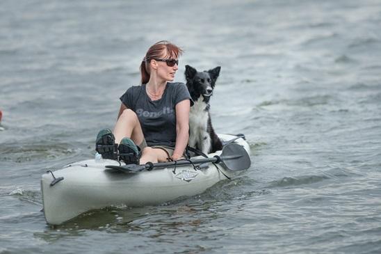 Vakantie met hond in Friesland aan water