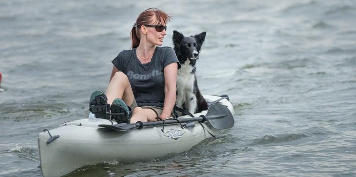 Met de hond naar Friesland