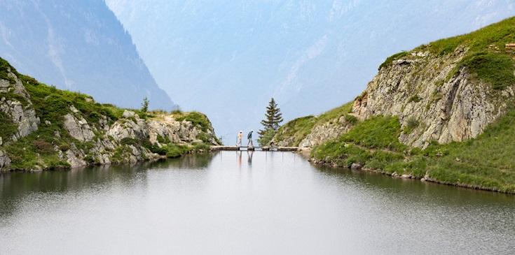 Vakantiepark in de Franse Alpen