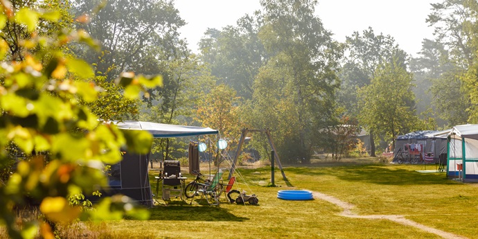 Glamping in Drenthe