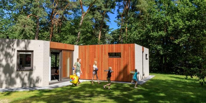 Gerenoveerde bungalows