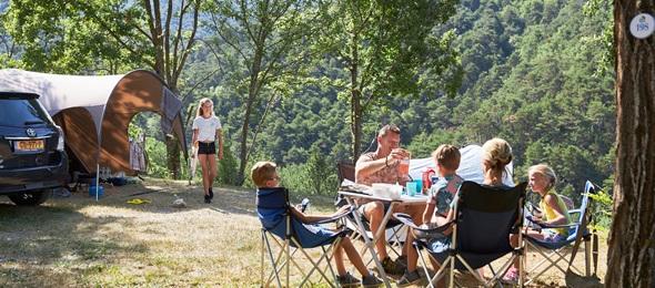 RCN les Collines de Castellane | Camping pitch