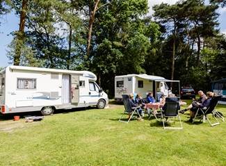 RCN Zeewolde | Camper Stellplatz