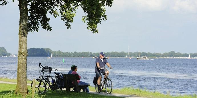 Radfahren in Friesland