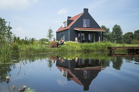 Zomertaling - luxe 6 persoons villa