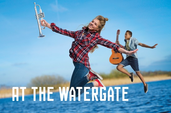 At the watergate Festival