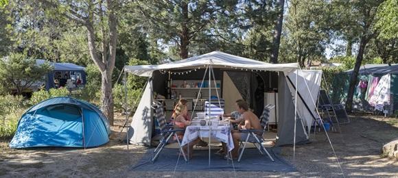 RCN Domaine de la Noguière | Emplacement de camping