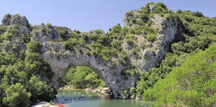 Vakantie met de hond in de Ardèche