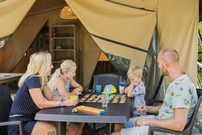 Safari tent Larzac