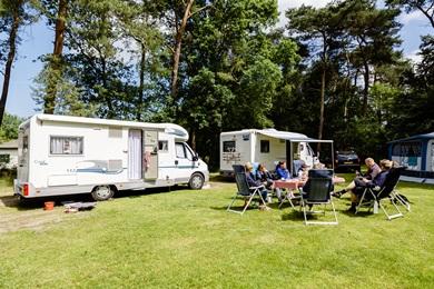 RCN de Flaasbloem | Emplacement camping-car