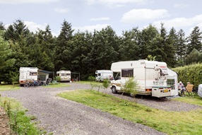 RCN de Jagerstee | Camper Stellplatz