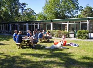 Group accommodation de Komeet