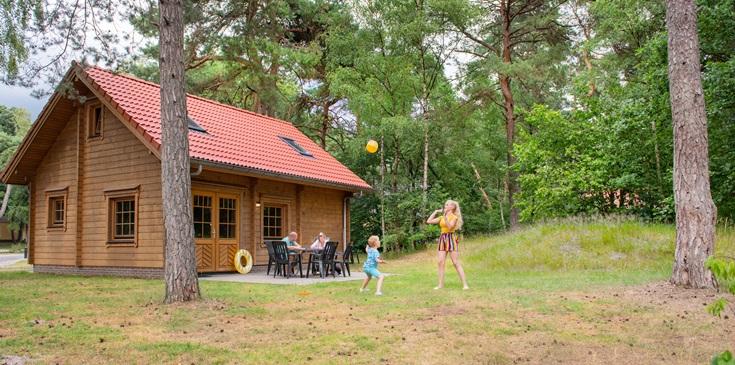 Sparrendaal bungalows gerenoveerd