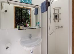 RCN de Roggeberg | Kampeerplaats met prive sanitair