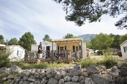 5LC+ - 5 persoons stacaravan RCN les Collines de Castellane