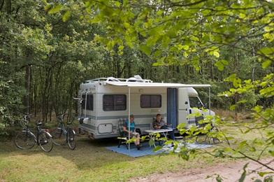 Camperplaats RCN de Noordster