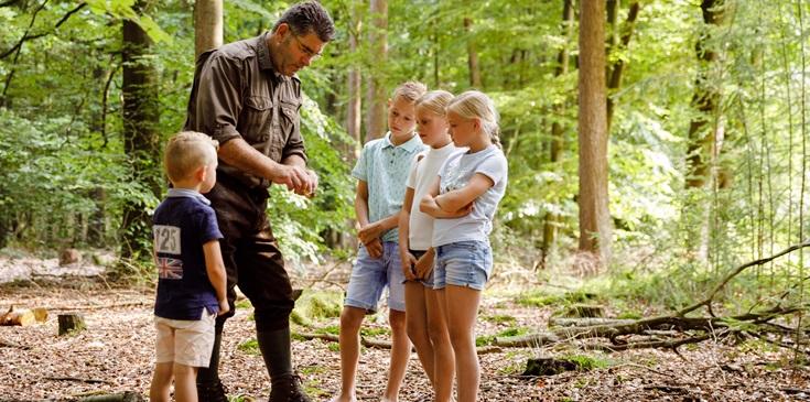Op pad met de kids in Nederland