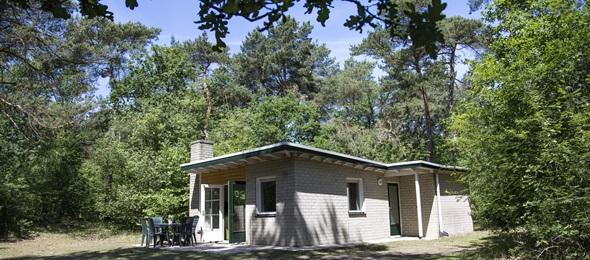 Rolstoeltoegankelijke bungalow Meteoor