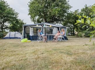 RCN la Ferme du Latois | Kampeerplaats comfort