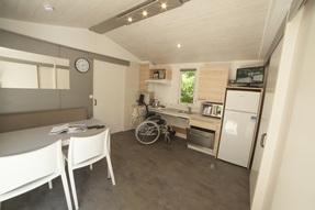 Wheelchair accessible mobile home Sarlat - 4LMV R XL