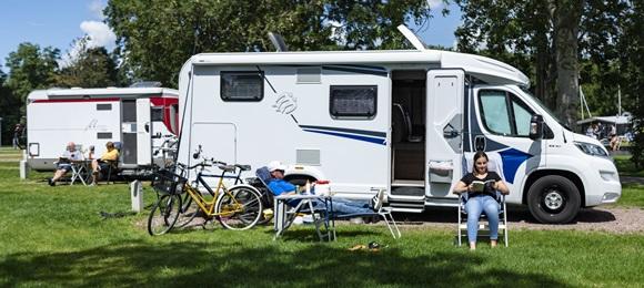 RCN de Potten | Camperplaats