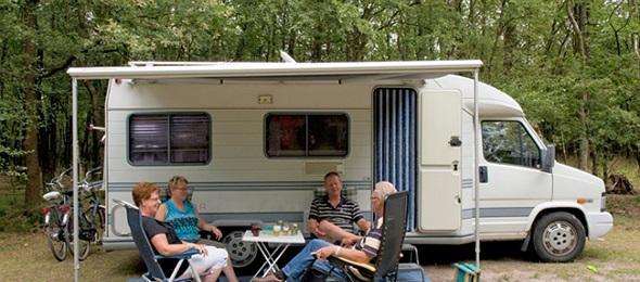 RCN het Grote Bos | Stellplatz Camper Komfort