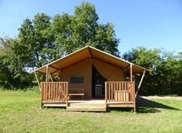 Safari lodge Gimraud