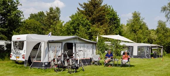 RCN de Roggeberg | Comfort kampeerplaats