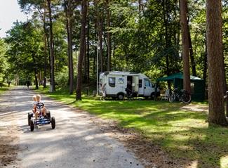 RCN het Grote Bos | Emplacement camping-car confort