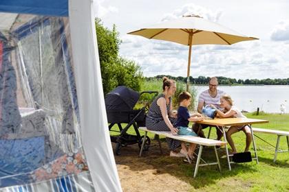 RCN Zeewolde   Comfort Buitendijkse kampeerplaats