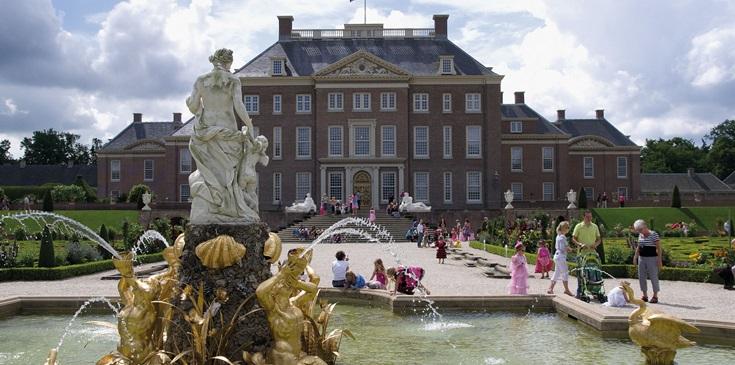 Schloss het Loo - Apeldoorn