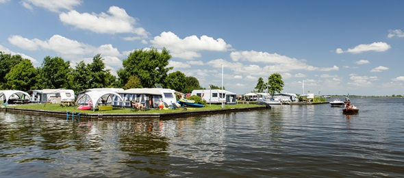 RCN de Potten | Camping pitch at the camping yacht