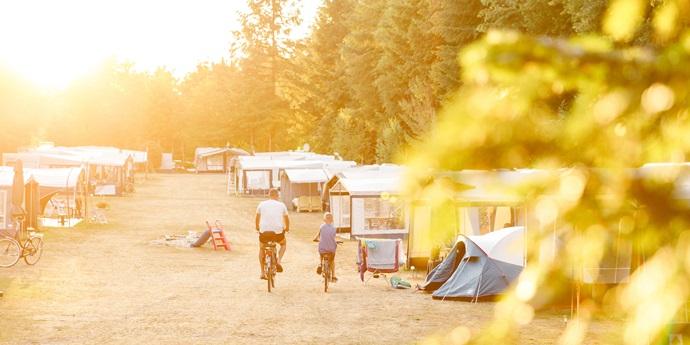 Voordelig kamperen