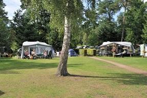 Comfort kampeerplaats RCN de Jagerstee