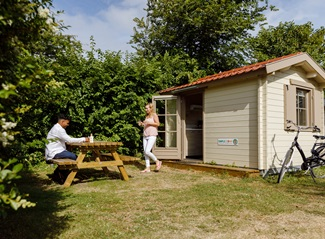 Camping-Chalet de Zeester