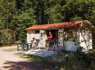 Camping chalet de Morgenster