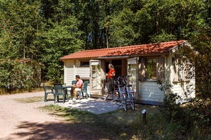 Chalet de camping de Morgenster