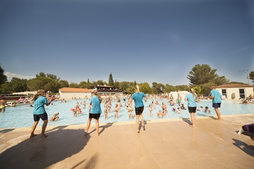RCN-Domaine de la Noguiere-zwembad-recreatie