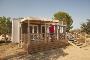 Mobile home St. Tropez