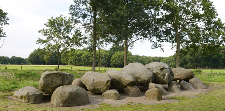 Megaliths in Borger