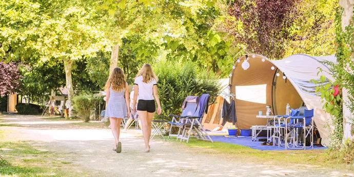 Last minute campings in de Dordogne
