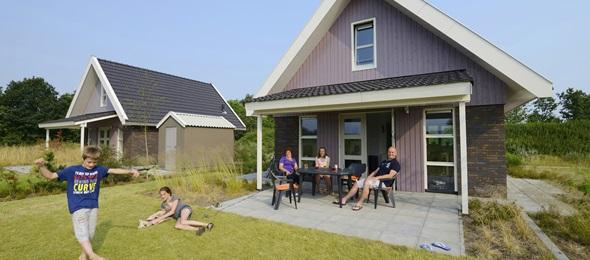 Ferienhaus de Heidebloem - Heidewoning