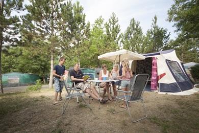 RCN les Collines de Castellane | Emplacement de camping