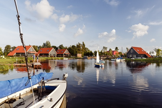 Last minute bungalows Friesland