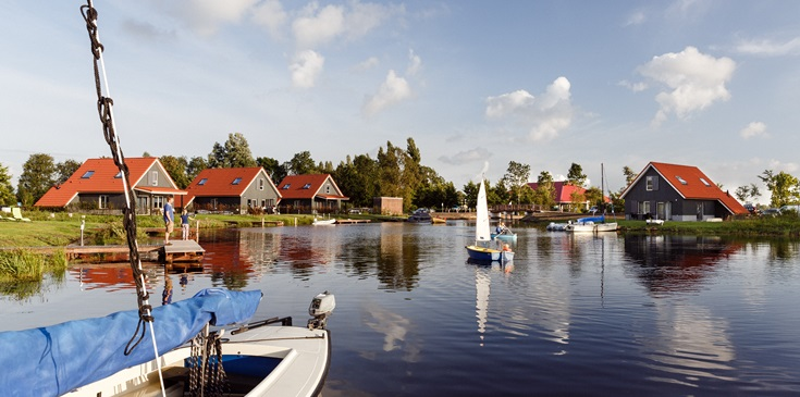 Last minute bungalows Friesland